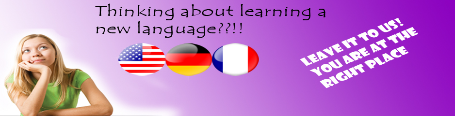 Learning a new Language